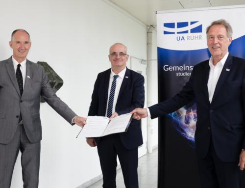 UA Ruhr besiegelt Kooperation: Zusammenarbeit für internationale Spitzenforschung